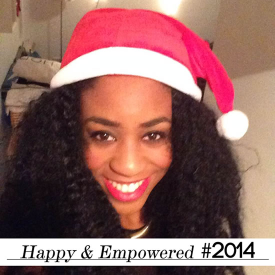 happy and empowered 2014